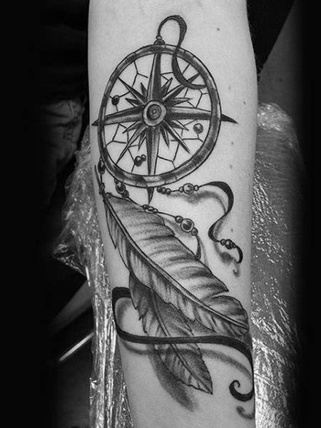 15 Meaningful Dream Catcher Tattoos for Men in 2021 - The
