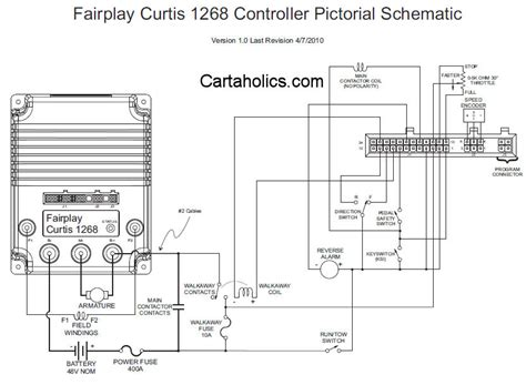 Club Car Precedent Battery Wiring Diagram Cartaholic Golf Cart by Cartaholics Golf Cart Forum Gt Fairplay Wiring Diagram