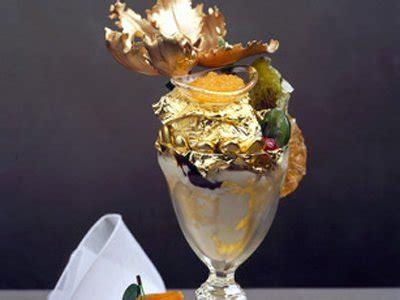 Golden Opulance Sundae - take a look at the world s strangest desserts business