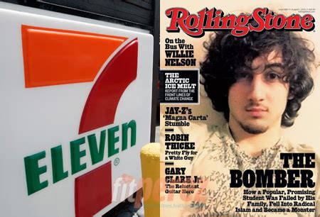7-Eleven BANS The Rolling Stone Boston Bomber Issue Too ...