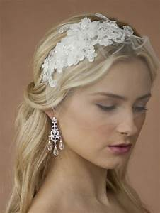 beautiful! Beaded Lace Applique and Face Veil Wedding
