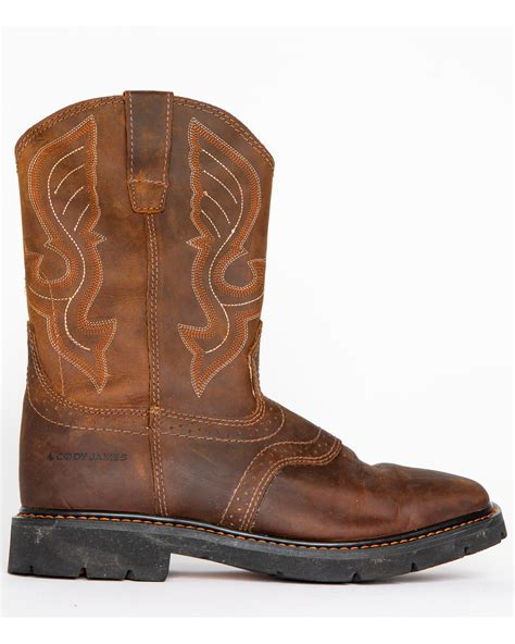 boot barn boots 174 s broad square toe western work boots