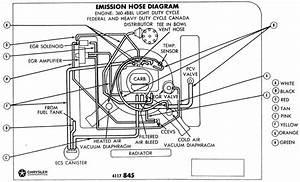 Dodge 318 Vacuum Diagram