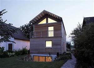 Bodenplatte Preis Qm : fertighaus fertigh user m ller 154 57 qm und satteldach als holztafelbau von bau fritz gmbh ~ Indierocktalk.com Haus und Dekorationen