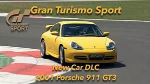 Dlc Gran Turismo Sport : gran turismo sport new car dlc 2001 porsche 911 gt3 youtube ~ Medecine-chirurgie-esthetiques.com Avis de Voitures
