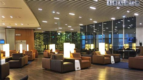review lufthansa senator lounge frankfurt a
