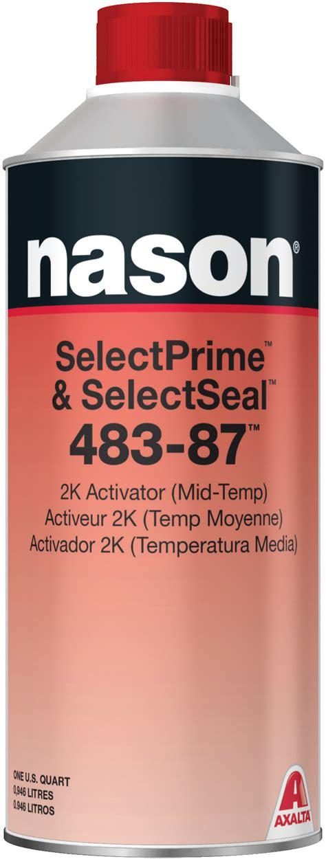 activator nason urethane 2k axalta