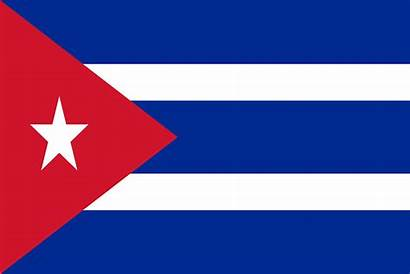 Kuba Cuba Flagge Banderas Katalog Flag Mundo