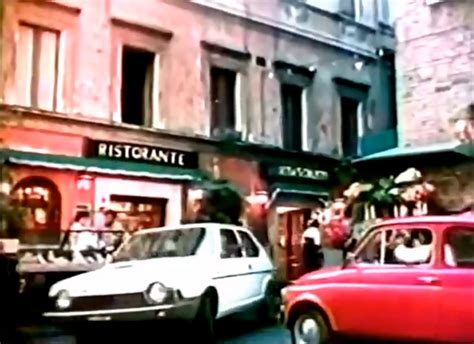 Italian Fiat Commercial by Bionic Disco 1970s Pop Culture Explosion Page 11