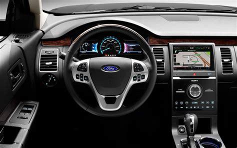 ford flex interior 2013 ford flex drive motor trend