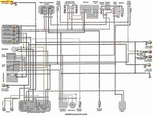Virago Xv Wiring Diagram Simple