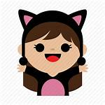 Icon Cat Sweet Icons Costum Child Editor