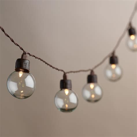 outdoor string lights large bulb home decorating