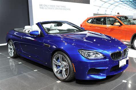 2012 Bmw M6 Convertible Makes Its World Debut Autoblog
