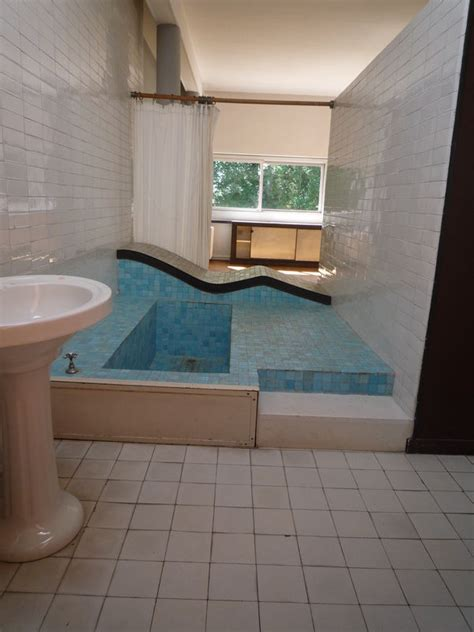 salle de bain villa savoye escapade 224 poissy urbanit 233 s