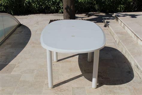 chaises de jardin blanches plastique emejing table de jardin allibert blanche images amazing