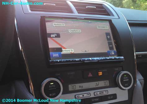 camry alpine   navigation multimedia boomer