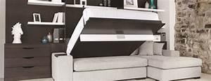 Lit Escamotable Ikea : la magie des lits muraux magazine luxe immobilier i ~ Melissatoandfro.com Idées de Décoration