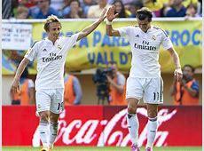 Villarreal 02 Real Madrid Modric and Ronaldo sank the