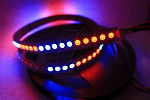 Led Streifen Farbwechsel : led 100378 led streifen farbwechsel rgb warmwei 2000 mm bei reichelt elektronik ~ Orissabook.com Haus und Dekorationen