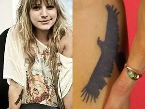 Juliet Simms style - Tattoos