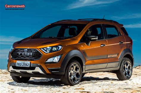 2019 Ford Ecosport by Ford Ecosport 2 0 At 4wd 2019 Ficha T 233 Cnica