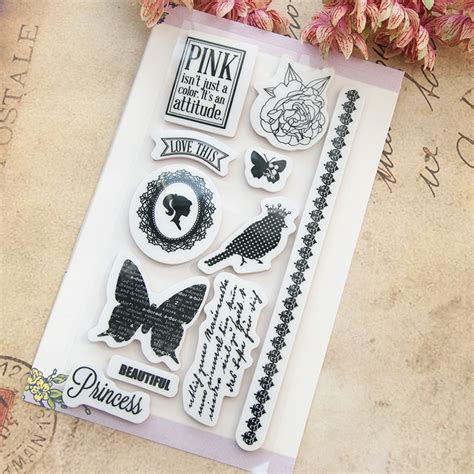 ncraft rubber stamps  scrapbook paper craft rubber