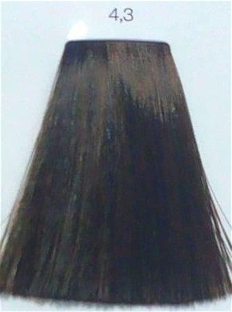 loreal inoa  golden brown hair colar  cut style