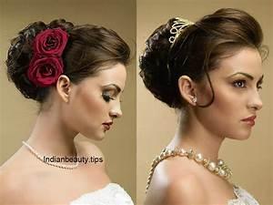 Elegant And Nice Bridal Updo Hairstyles