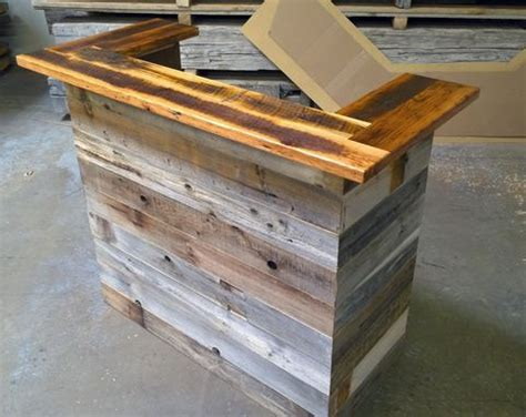 reclaimed wood reception desk made reception desk made from antique oak barn wood 4536