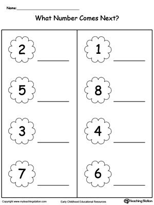 numbers    part