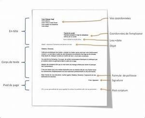 Lettre De Motivation écrite Ou Ordi : 2 la mise en page d 39 une lettre de motivation l 39 emploi pour tous ~ Medecine-chirurgie-esthetiques.com Avis de Voitures