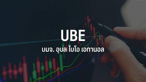 UBE ปิดเทรดวันแรกที่ 2.06 บาท ต่ำกว่าราคาขาย IPO 14.17% ...
