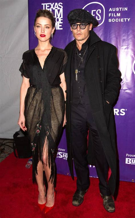 Johnny Depp and Amber Heard's Relationship ''in a Really ...