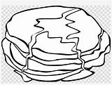 Coloring Breakfast Pages Spade Bucket Shovel Kisspng Clipart Popular Pancake Pikpng sketch template