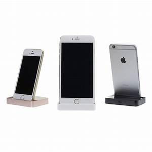 Dockingstation Iphone 5s : doupi docking station iphone 6 6s 7 plus 5 5c 5s se charging device data sync ~ Orissabook.com Haus und Dekorationen