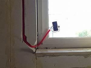 Kabel Durch Leerrohr : hum 39 s baublog loxone reedkontakte und glasbruchsensoren fenster per 1 wire anschlie en ~ Orissabook.com Haus und Dekorationen