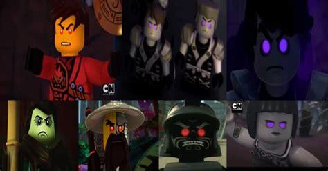 coolest  evil ninja  kai  lloyd xd
