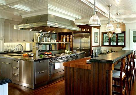 hotte ilot cuisine 40 idées de hotte îlot et murale design