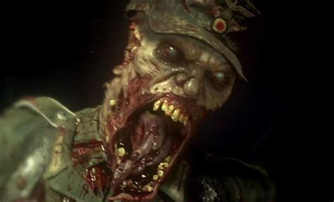 zombie zombies duty call wwii scariest mode