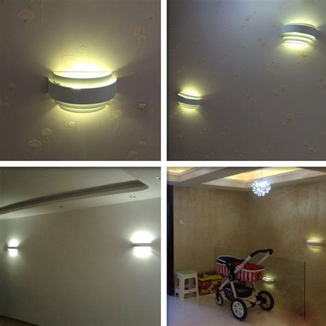 wall mounted hallway light fixtures eastroad semicircle iron led wall l wall light