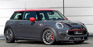 Mini Cooper S Jcw : b b updates the latest mini john cooper works ~ Medecine-chirurgie-esthetiques.com Avis de Voitures