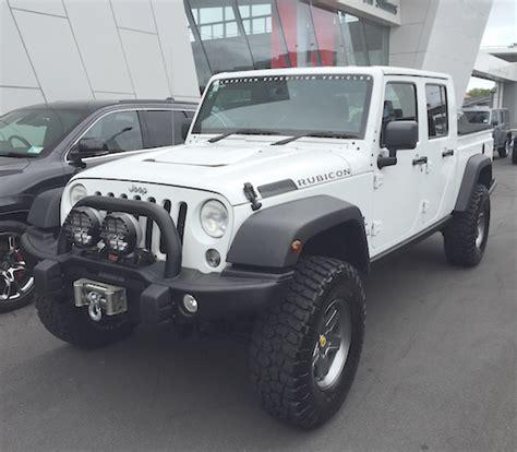 automotive news nz brute ute  jeep badge dwarfs kiwi