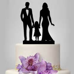 cake topper mariage family wedding cake topper and groom with by walldecal76