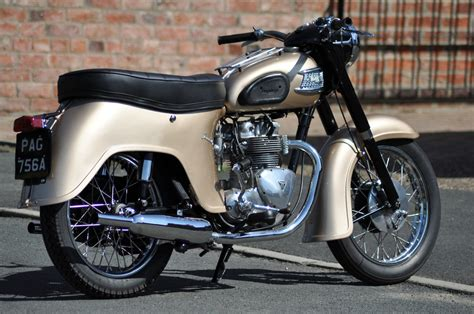 Motorcycles Ta by Restored Triumph 3ta 1963 Photographs At Classic Bikes