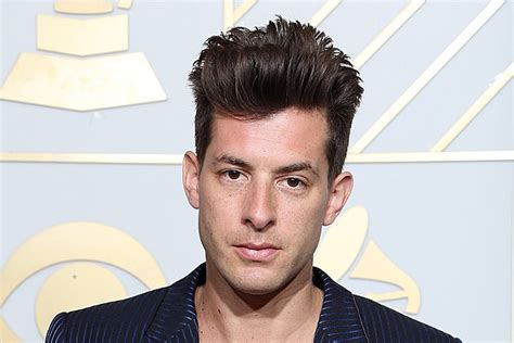 Mark Ronson Talks 'uptown Funk,' Amy Winehouse At The Grammys