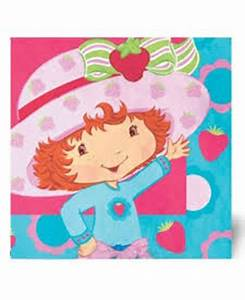 Strawberry Shortcake Princess 9 oz Paper Cups | Party Quackers
