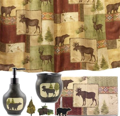 Rustic Bathroom Rug Sets by 25 Best Ideas About Lodge Bathroom On Rustic