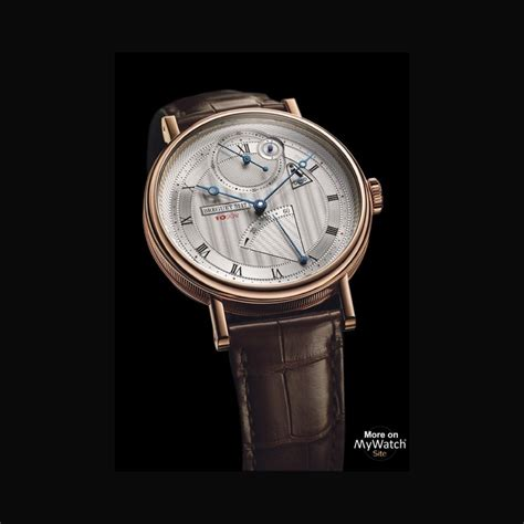 Watch Breguet Classique Chronométrie 7727 Classique