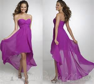 maternity bridesmaid dress 2015 high low purple bridesmaid dresses cheap chiffon maternity wedding dress plus size